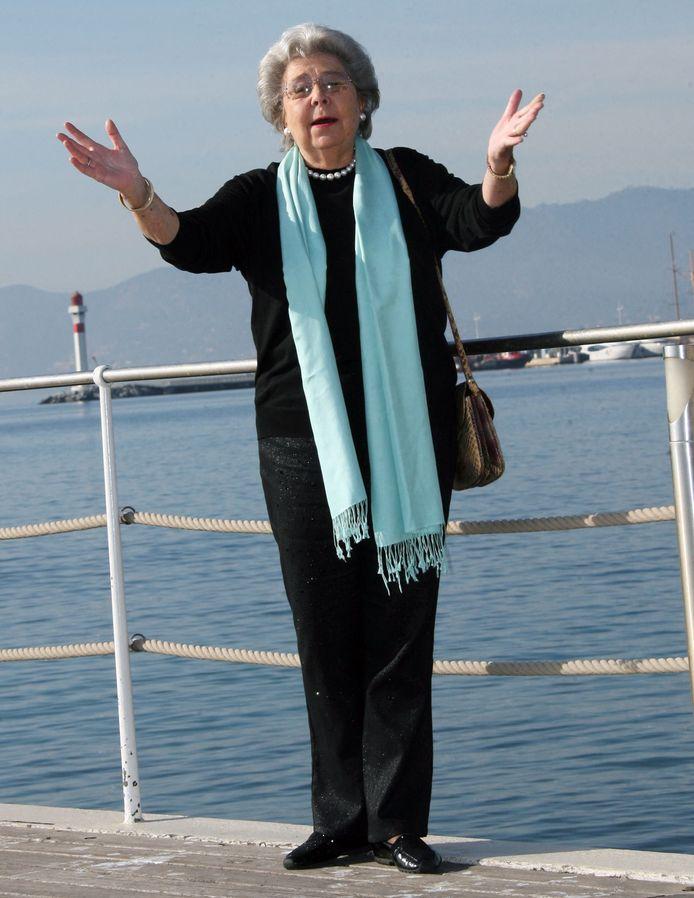 Christa Ludwig op archiefbeeld uit 2008