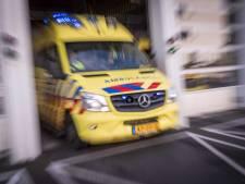 Wielrenner gereanimeerd na valpartij in Noordwijk