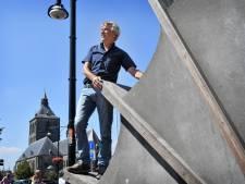 'Zoveel kunst in Oldenzaal, ga eens kijken wat er staat!'