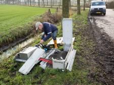 Verdubbeling vuurwerkschade in regio Amersfoort: 'Het is het gevolg van verveling'