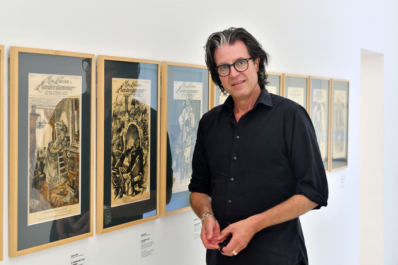 """Ralph Keuning: """"Een tentoonstelling met al het werk van Rob Scholte: dat is hij echt waard."""""""