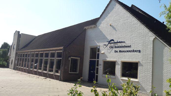 Basisschool De Meeuwenberg in Driel.