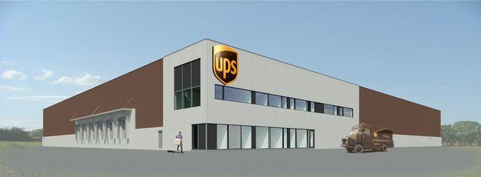 De diefstal vond plaats bij UPS in Lummen.