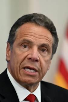 New Yorkse gouverneur Cuomo trekt boetekleed aan over 'flirterig' gedrag