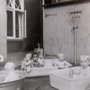 Een ander tafereel uit Moederheil. De foto werd genomen door oud-medewerkster Babs Oudenhuijzen.