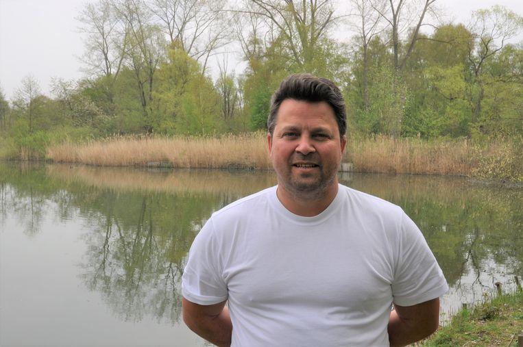 Schepen van Openbaar Domein en Groen Tom Caluwaerts (N-VA).