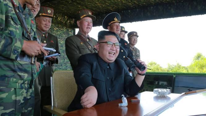 Noord-Korea vuurt drie ballistische korteafstandsraketten af