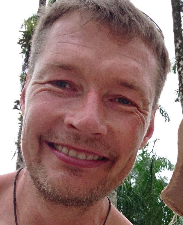 Sander Turnhout, strategisch adviseur bij SoortenNL en Healthy Landscape van de Radboud Universiteit. Beeld