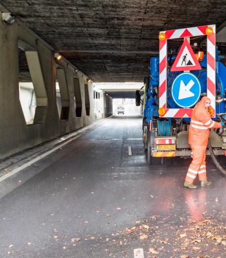 Europatunnel afgesloten voor verkeer