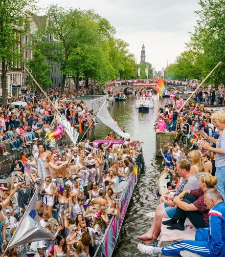 Canal Parade Lochem hoogst onzeker, maar: 'Gesprek over druk op kinderen met homoseksuele gevoelens is pure winst'
