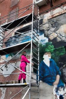 Rosalie doet boerin Anna Reintjes levensgroot herleven in het hart van Doetinchem
