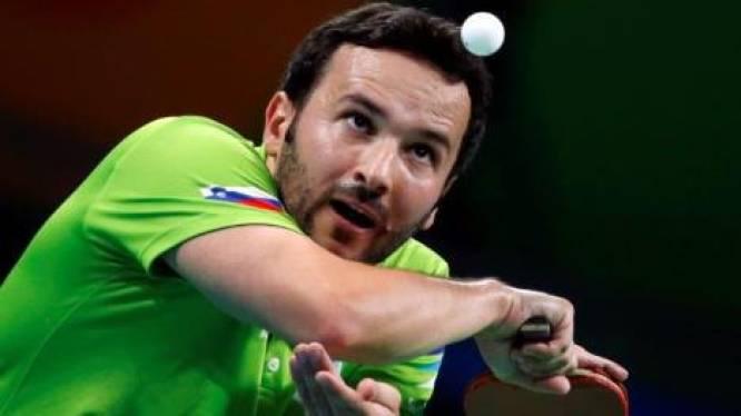 Wereldtopper Bojan Tokic nieuwe coach Vlaamse tafeltennissers