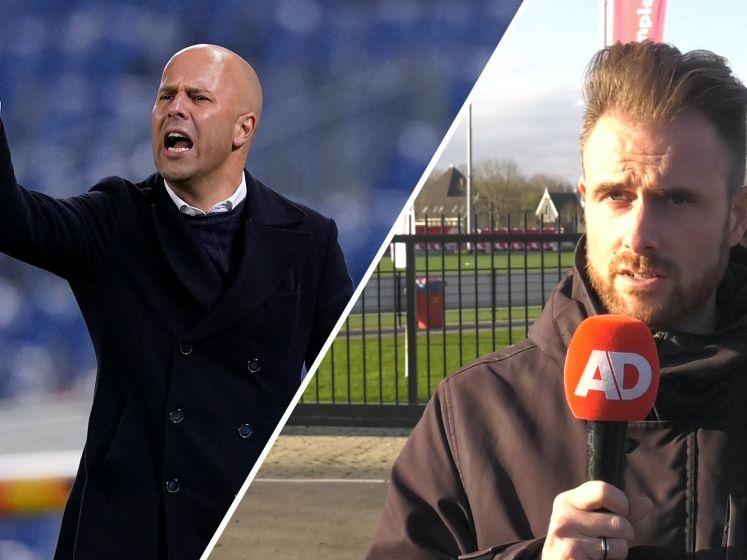 Vertrek van Arne Slot uit Bergentheim bij AZ 'slaat in als een bom'