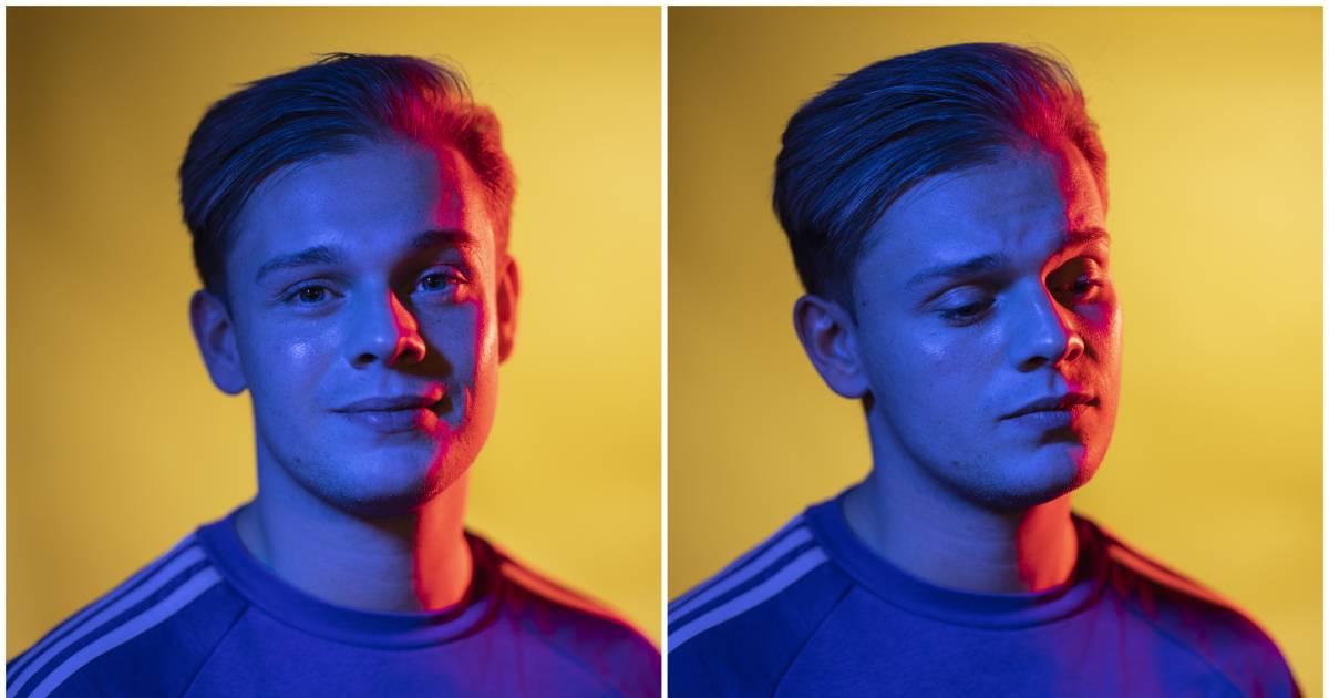 Dennis Schouten (25) worstelt met tv-carrière: 'Ik overweeg volledig uit dit wereldje te stappen' - AD.nl