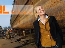 Topvrouw uit Hasselt drukte haar stempel op ons nieuwe landlogo: 'The Netherlands is beter dan Holland'