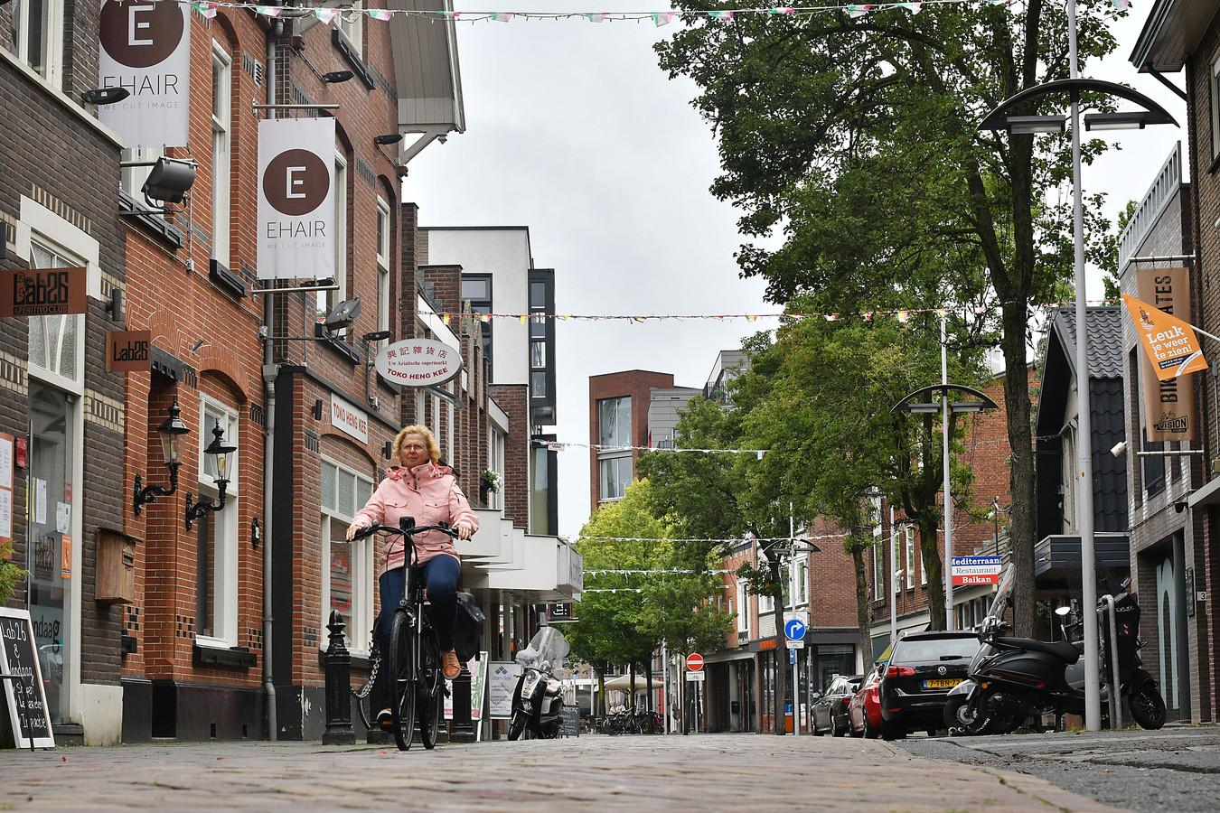 De Drienerstraat in Hengelo is zoveel meer dan een toegangsweg tot de rest van het stadscentrum.
