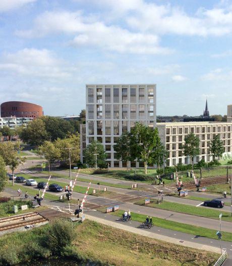Meer goedkope huurwoningen in nieuw te bouwen woontoren in Alphen? Onhaalbaar, zegt de wethouder