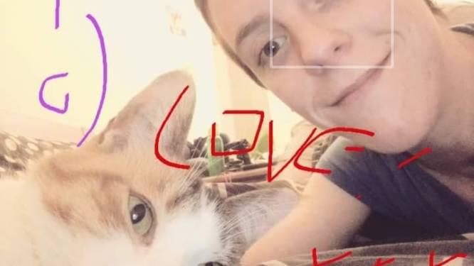 """Chaya's kat werd doodgebeten door hond van de buurman: """"De dader blijft ongestraft"""""""