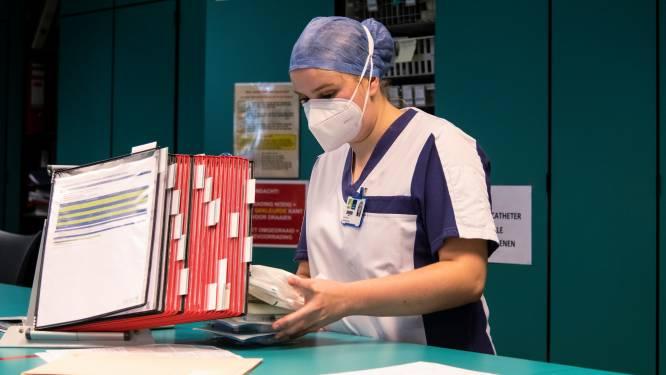 Nog maar tien Covid-patiënten in AZ Sint-Blasius