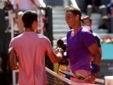Nadal geeft jarig toptalent Alcaraz tennisles