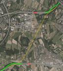 Een tunnel tussen de A12 bij Bunnik en de A28 bij Zeist zou een alternatief kunnen zijn voor de verbreding van de A27 bij Amelisweerd. De tunnel zou op een diepte van ongeveer 20 meter komen te liggen.