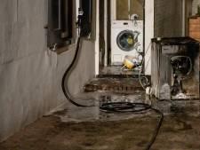 Veel rookschade bij Oisterwijks restaurant door brand in wasdroger