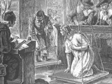 Werden er heksen gewogen in de Waag van Gouda?