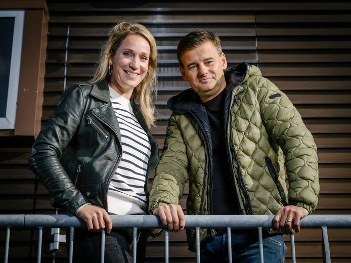 Wilfred Genee en Hélène Hendriks vormen nu een tv-duo.