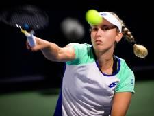 """Faux départ pour Elise Mertens lors de la reprise du circuit WTA à Palerme: """"Mon véritable objectif, c'est l'US Open"""""""