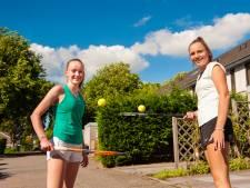 Goudse tennistalenten Lois en Tessa met speciale 'scholarship' naar Amerikaanse universiteit