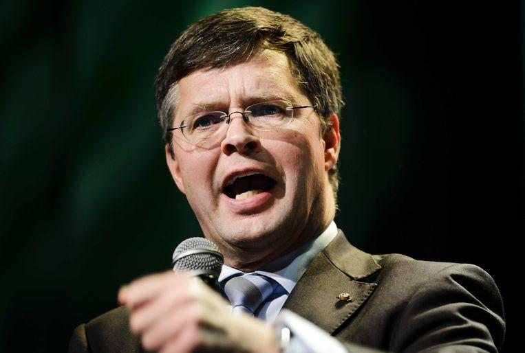 De Nederlandse oud-premier Jan Peter Balkenende. Beeld ANP