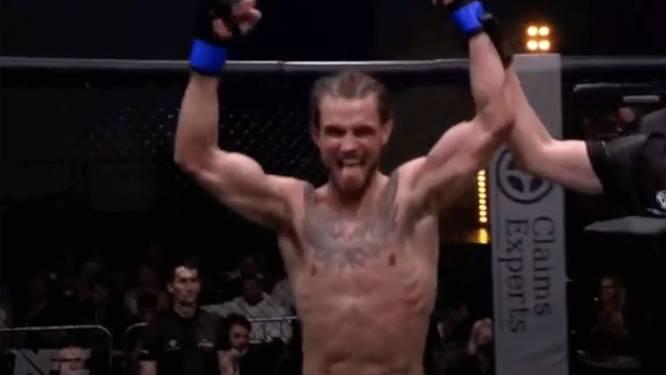 Van motorcrosser tot succesvolle vechter: 'Ik pas perfect bij de UFC'