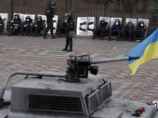 Les manifestants ukrainiens ont capturé 67 policiers
