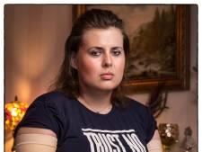 Levensgevaarlijke bacterie grijpt Liza (23), haar lichaam wordt zwart