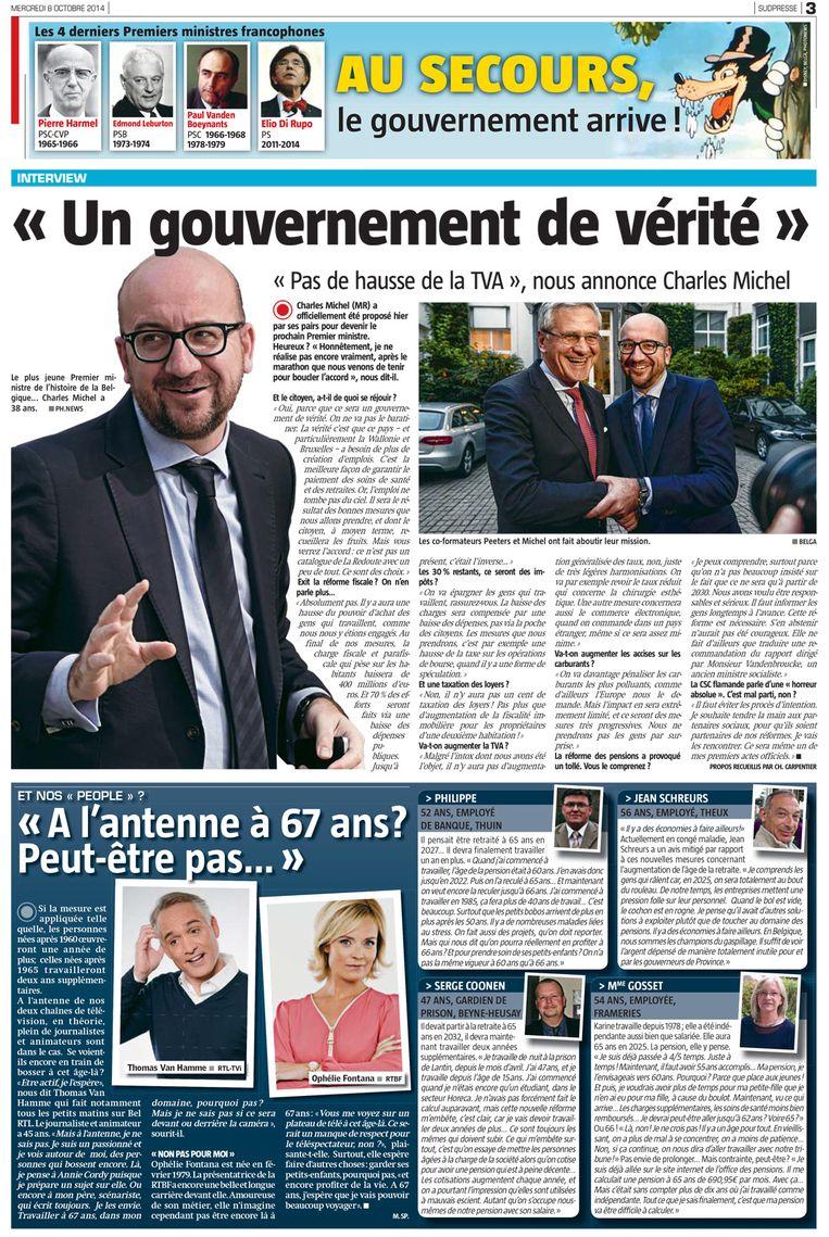 null Beeld La Gazette