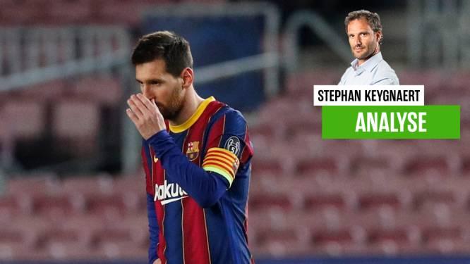"Onze chef voetbal ziet Mbappé als nieuwe koning: ""En Messi? Die moet vernedering na vernedering ondergaan"""