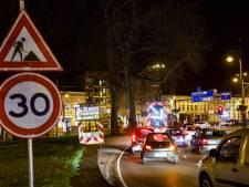 Afgesloten Willemstunnel zorgt voor flinke vertraging