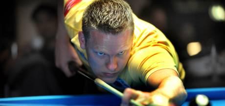 Ex-wereldkampioen poolbiljarten speelt topper in Goes