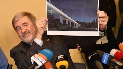 Genua is nu al fier op z'n nieuwe brug