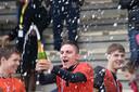Veron de Wild in 2013 als winnaar van het EK onder 18 jaar.