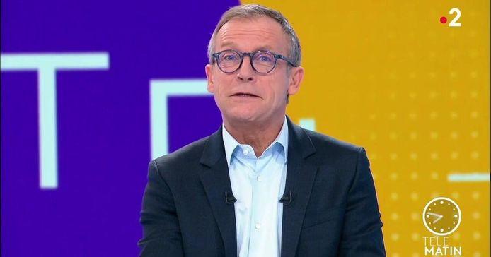 """Laurent Bignolas dans """"Télématin"""""""