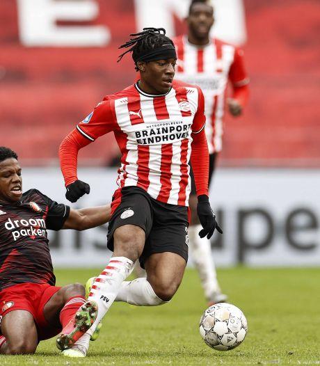 Topclubs willen Noni Madueke wegplukken bij PSV, forse biedingen onderweg
