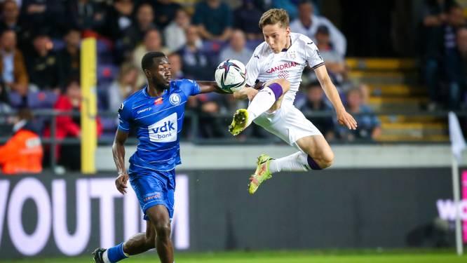 Geen winnaar in Lotto Park: Anderlecht en AA Gent houden het op 1-1-draw
