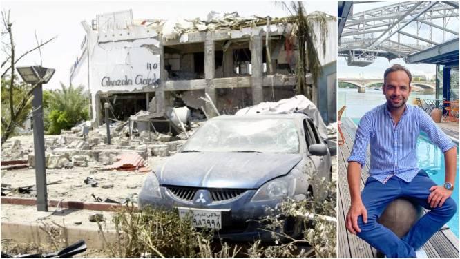 "Dieter (34) maakte 16 jaar geleden bomaanslagen in Sharm-el-Sheikh mee: ""Al die mensen met afgerukte ledematen, ik vergeet dat nooit"""