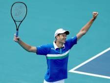 Hubert Hurkacz lauréat surprise du Masters 1000 de Miami