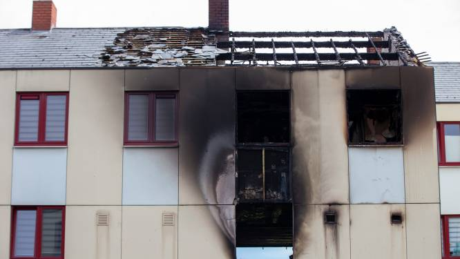 Hoogzwangere mama en haar drie kinderen omgekomen bij zware woningbrand in Quiévrain