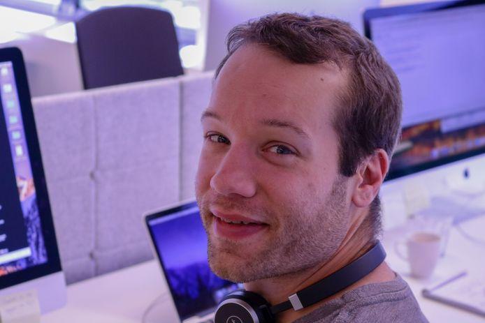 Roy Spies, medewerker van BTC Direct.
