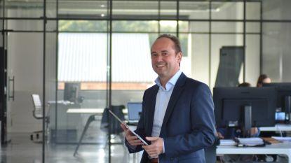 Peter Brysse (47) uit Beernem straks wellicht nieuwe nationale voorzitter van Unizo
