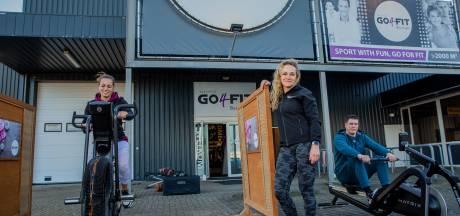 Elise Derks redt 'tienduizend levens' en gaat met haar klanten zwetend door de lockdown