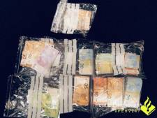 Drie aanhoudingen voor witwassen en drugshandel in omgeving Eindhoven; grote som geld gevonden